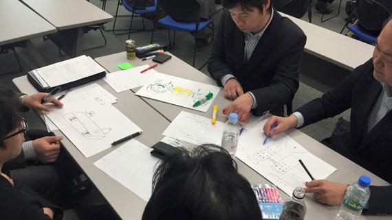 「企画・構成」ワークショップ